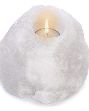 Kimpale suolalyhty valkoinen