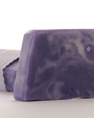 Luonteva laventeli palasaippua