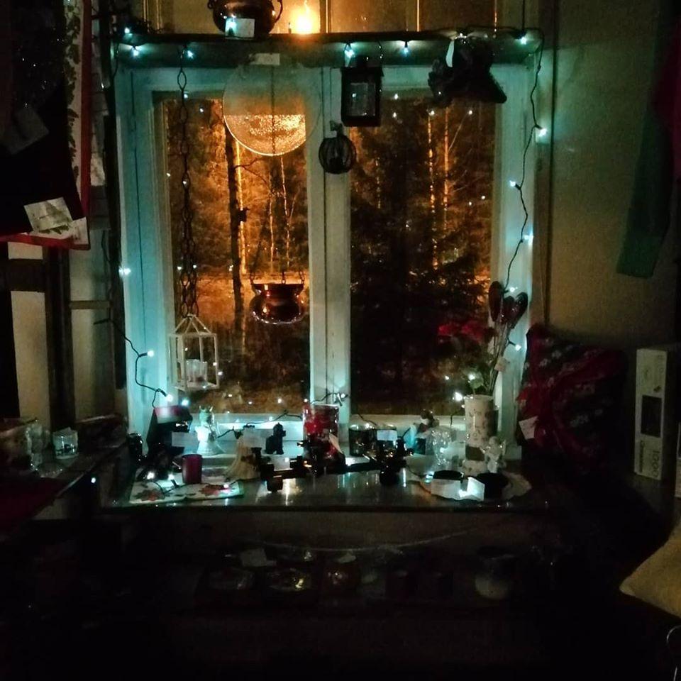 Elämänpuodin Kirpputori jouluna