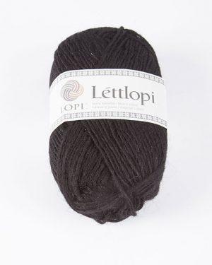 0059 lettlopi musta