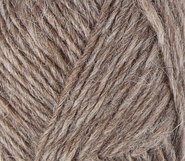 0085-Léttlopi-vaalea luonnonruskea