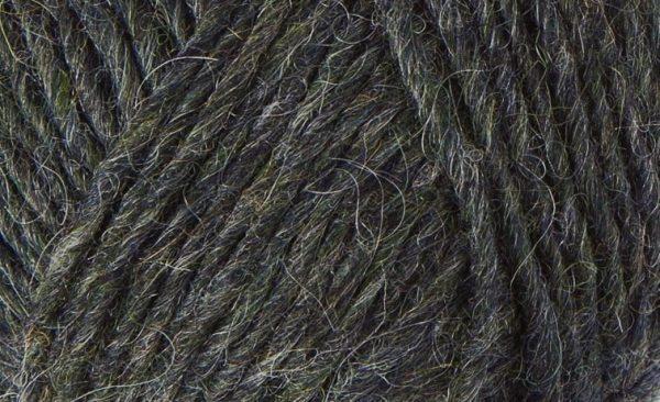 1415-Léttlopi-Tumma vihertävänharmaa