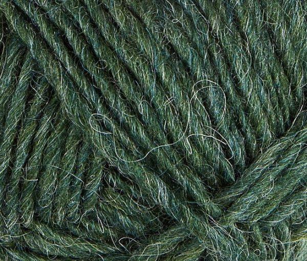 1706-Léttlopi-merivehnä vihreä