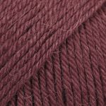 punaruskea uni colour 9023