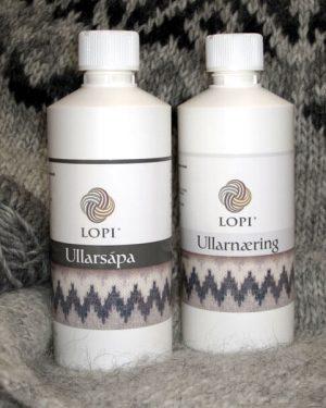 Lopi Ullarsåpa villanpesuaine