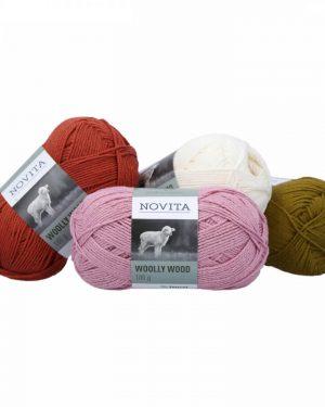 Novita Woolly Wood