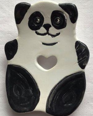Heli Siren saippua-alunen Panda