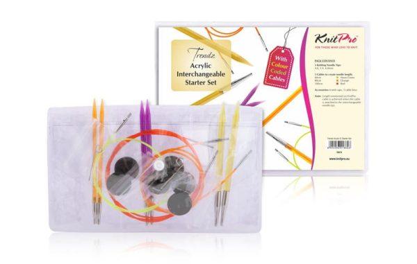 KnitPro Trendz Starter Set