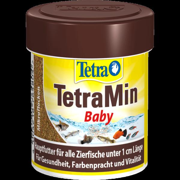 TetraMin kalanpoikasten ravinto