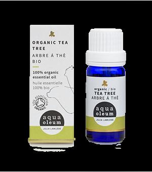 Aqua Oleum teepuuöljy tea tree oil