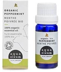 Aqua Oleum piparminttu_luomu eteerinen öljy