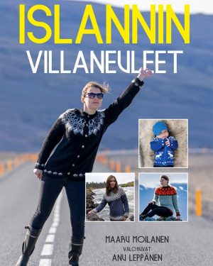 Islannin villaneuleet Maaru Moilanen